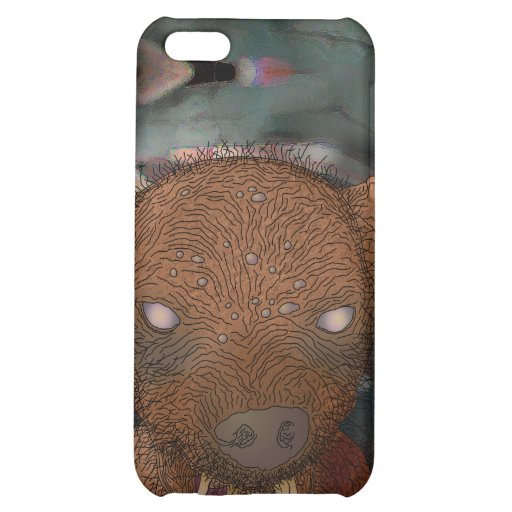 Bad Dog! - Multiple_Products iPhone 5C Cover