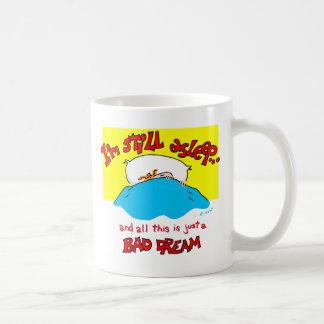 Bad Dream Coffee Mug