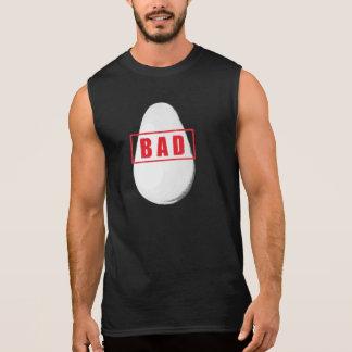 Bad Egg Mens Muscle Shirt