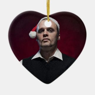 Bad Elf Ceramic Ornament