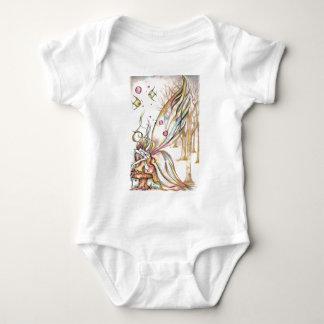 Bad Faerie 1 Baby Bodysuit