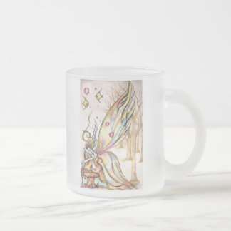 Bad Faerie 1 Frosted Glass Coffee Mug