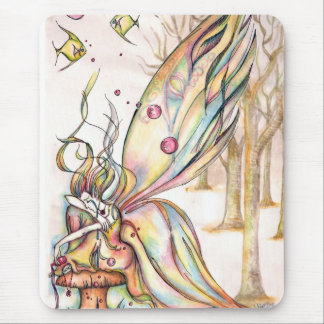 Bad Faerie 1 Mouse Pad