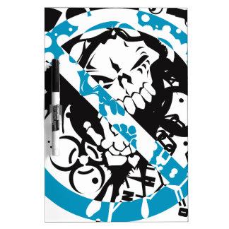 BAD_FAITH Dry-Erase BOARD