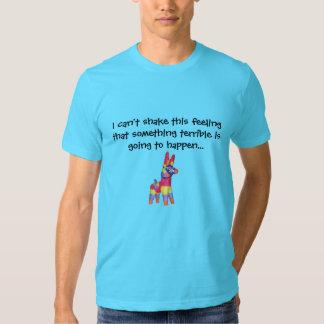 Bad Feeling Tee Shirt