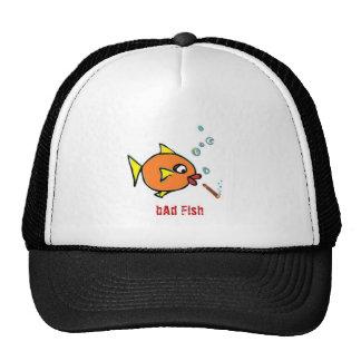 bAd Fish extras Trucker Hat