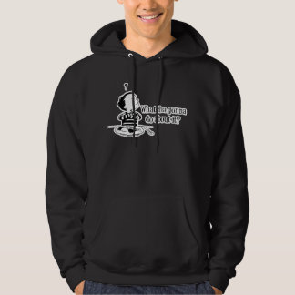 Bad food : Whatcha Gonna Do About It? Hoodie