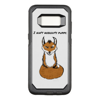 Bad Fox Phone Case