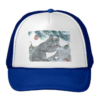 Bad Fred Bad Trucker Hat