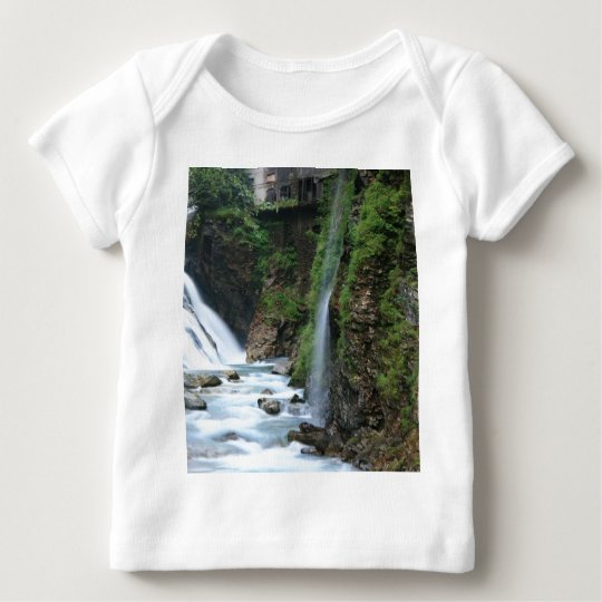 Bad Gastein upper falls Baby T-Shirt