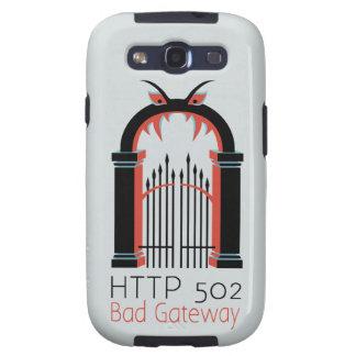 Bad Gateway Galaxy SIII Case