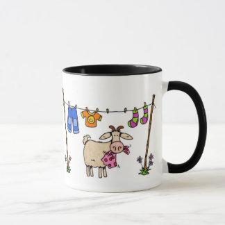 bad goat mug