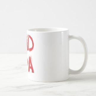 Bad GPA Classic White Coffee Mug