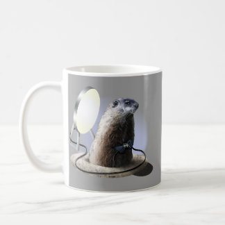 Bad Groundhog Coffee Mug