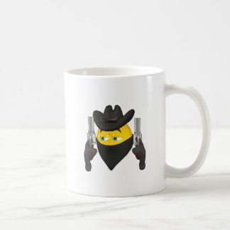 Bad Guy Cowboy 2 Coffee Mug