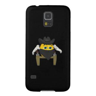 Bad Guy Cowboy 3 Galaxy S5 Cover