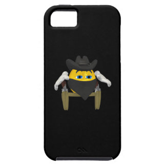 Bad Guy Cowboy 3 iPhone 5 Cover