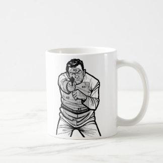 Bad Guy Target Coffee Mug