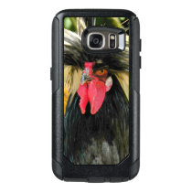 Bad Hair Chicken Photo OtterBox Samsung Galaxy S7 Case