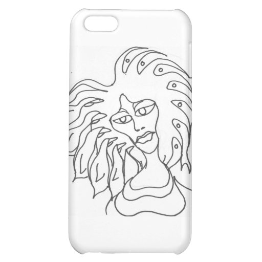 bad hair day_0004 cover for iPhone 5C