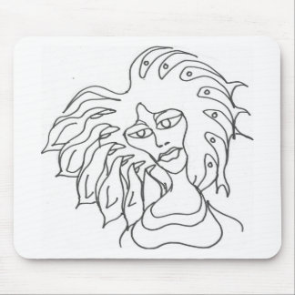 bad hair day_0004 mouse pad