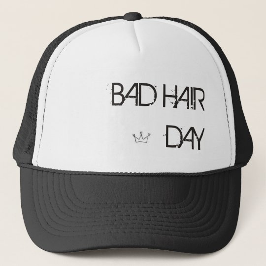 Bad Hair Day Baseball Cap  106a530db02