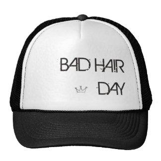 Bad Hair Day Baseball Cap Trucker Hat