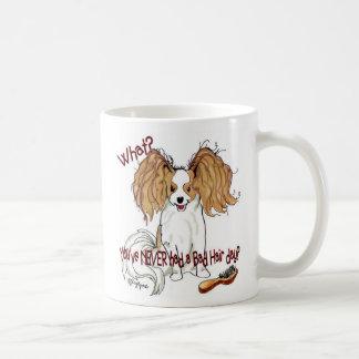 Bad Hair Day Classic White Coffee Mug