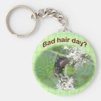 Bad Hair Day Fly Coordinating Items Key Chains