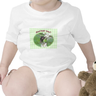Bad Hair Day Fly Coordinating Items Baby Bodysuit