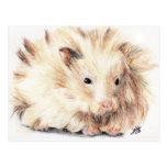 Bad Hair Day (Hamster) Postcards