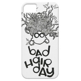 Bad Hair Day iPhone SE/5/5s Case