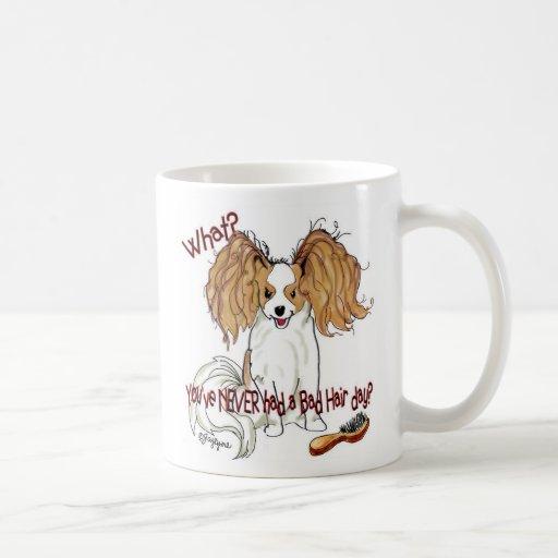 Bad Hair Day Coffee Mug