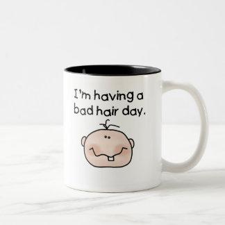 Bad Hair Day Mugs