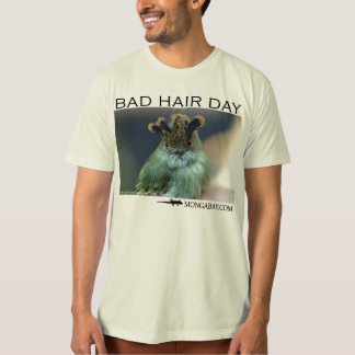 Bad hair day - Scale-crested pygmy tyrant T-Shirt