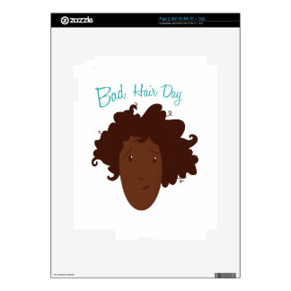 Bad Hair Day Skin For The iPad 2