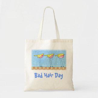 Bad Hair Day Tote