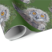 Bad Hair Day Wrapping Paper