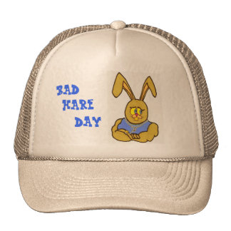 Bad hare day trucker hat