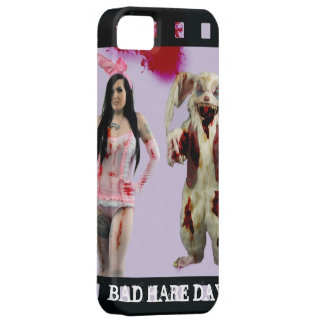 BAD HARE DAY MOVIE iPhone Case