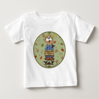 Bad Hay'r Day Scarecrow Baby T-Shirt