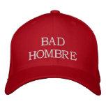 BAD HOMBRE - Hillary Clinton Campaign Hat - 2016