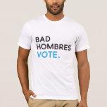Bad Hombres Vote | American Apparel Men's T-Shirt