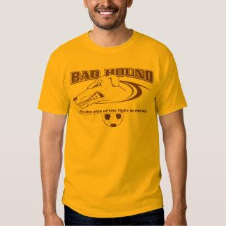 Bad Hound Soccer T-Shirt