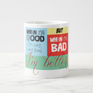 Bad Idea Big Mug