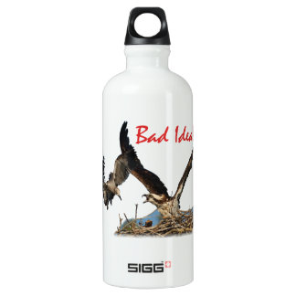 Bad Idea! SIGG Traveler 0.6L Water Bottle
