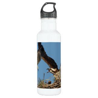 Bad Idea! Stainless Steel Water Bottle