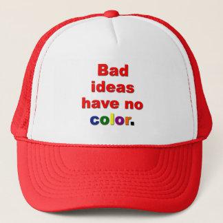 Bad Ideas Trucker Hat