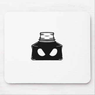 Bad Ink Bottle Mouse Pad