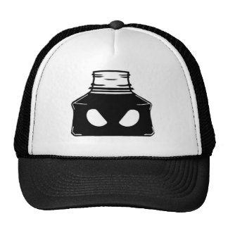 Bad Ink Bottle Trucker Hat